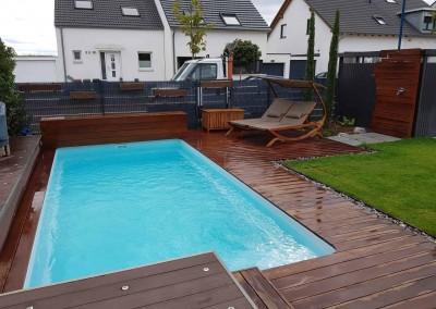 Gartenbau-Poolbau